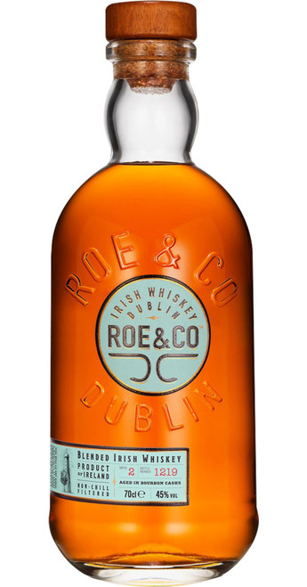 Roe & Coe Irish Whiskey