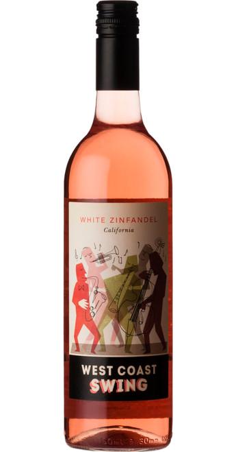 White Zinfandel 2018, West Coast Swing, California, U.S.A.
