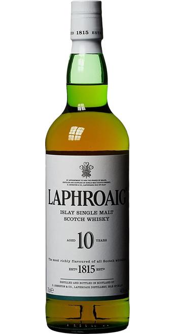 Laphroaig 10yo Single Malt Whisky