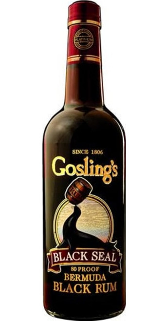 Gosling Rums Black Seal Dark Rum