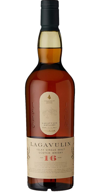 Lagavulin 16yo Single Malt Whisky