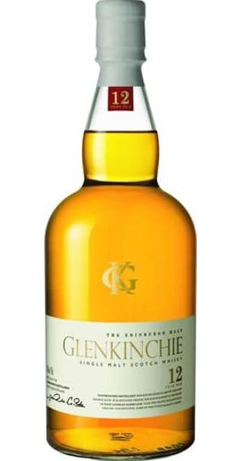 Glenkinchie 12yo Single Malt Whisky