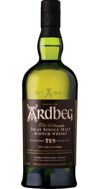 Ardbeg 10yo Single Malt