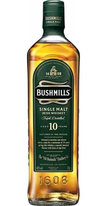 Bushmills 10yo Irish Malt Whiskey