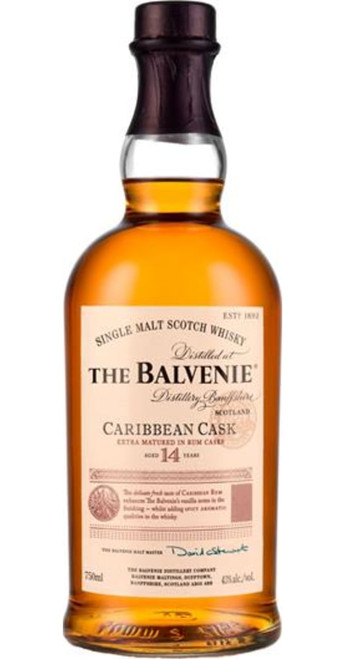 The Balvenie 14yo Caribbean Cask Single Malt Whisky