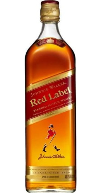 Johnnie Walker Red Label Scotch Whisky