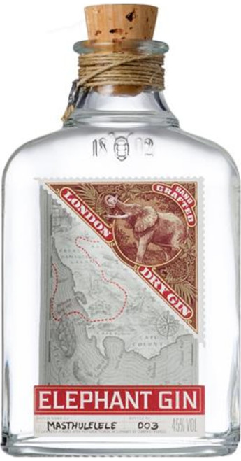 Elephant Gin London Dry Gin 50cl