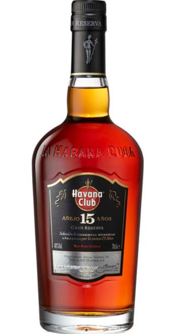 Havana Club Anejo 15yo Rum