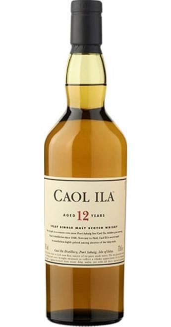 Caol Ila 12yo Single Malt Whisky