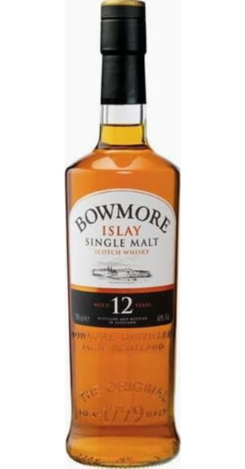Bowmore 12yo Single Malt Whisky