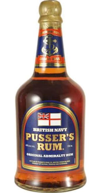 Pusser's Rum Blue Rum