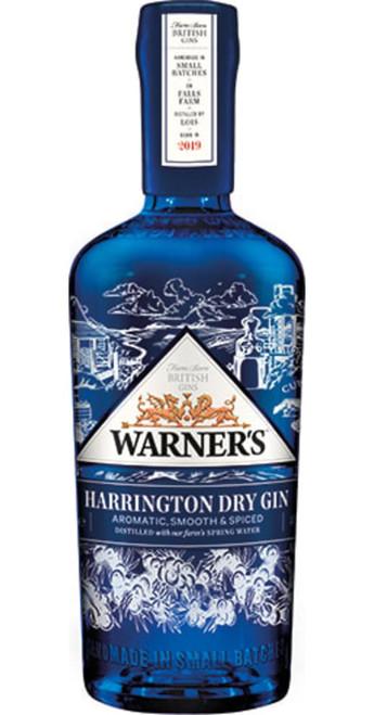 Warner Edwards Gin Harrington Dry Gin
