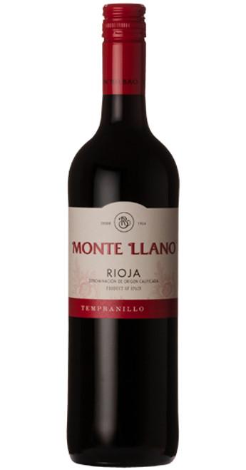 Monte Llano Tinto Rioja, Ramon Bilbao 2017, Spain