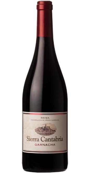 Rioja Garnacha, Sierra Cantabria 2015, Spain