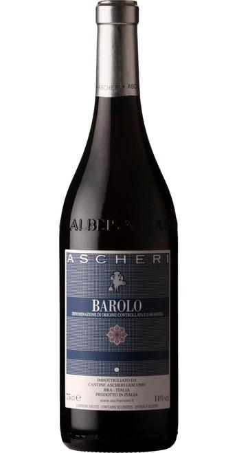 Barolo DOCG, Ascheri 2015, Piemonte, Italy