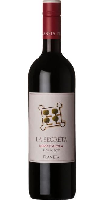 La Segreta Nero d'Avola Sicilia DOC, Planeta 2017, Sicily & Sardinia, Italy