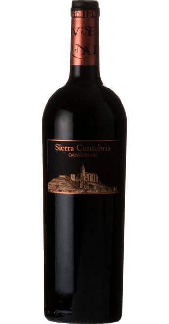 Rioja Colección Privada 2016, Vinedos Sierra Cantabria, Spain