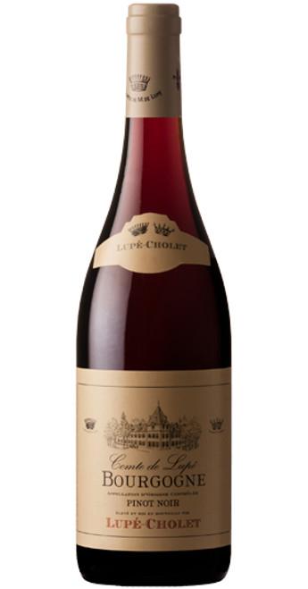 Bourgogne Rouge Comte de Lupé, Domaine Lupé-Cholet 2017, Burgundy, France