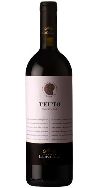 Teuto Toscana Rosso IGT Organic, Tenuta Podernovo 2015, Tuscany, Italy