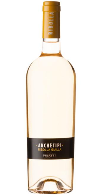 Archetipi Ribolla Gialla Natural Wine, Giovanni Puiatti 2015, Veneto, Italy