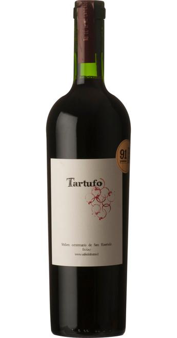 Tartufo Malbec 2015, Terroir Sonoro, Bio-Bio Valley, Chile
