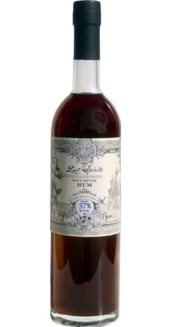 Lost Spirits Distillery Navy Style Rum