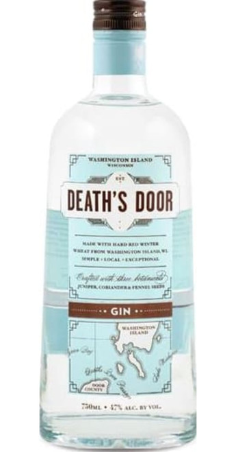 Death's Door Washington Island Gin