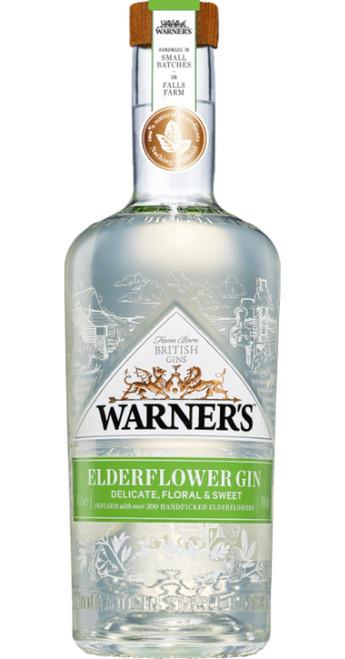 Warner Edwards Gin Elderflower Infused Gin