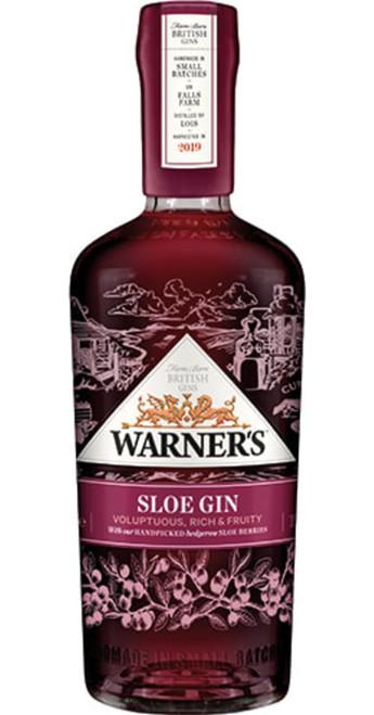 Warner's Gin Harrington Sloe Gin