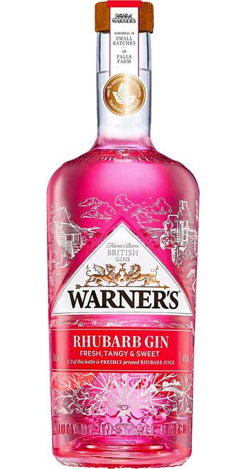 Warner's Gin Victoria's Rhubarb Gin