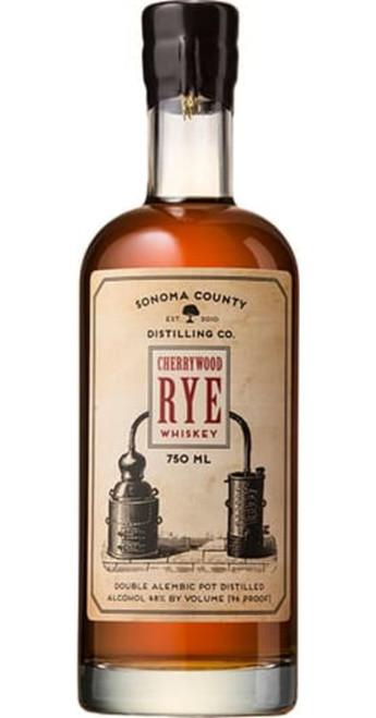 Sonoma Distilling Co. Cherrywood Rye