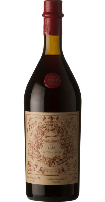 Carpano Antica Formula Vermouth 100cl