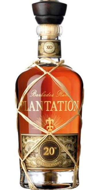 Plantation XO Rum 20th Anniversary Decanter Rum