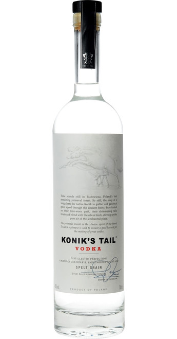 Konik's Tail Vodka