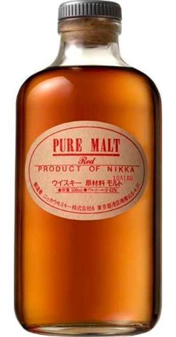 Nikka Whisky Pure Malt Red Whisky 50cl