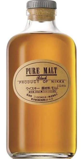 Nikka Whisky Pure Malt Black Whisky 50cl