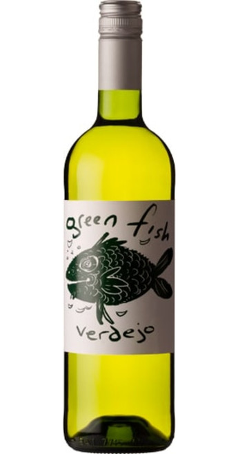 Green Fish Verdejo 2018, Bodegas Gallegas, Spain