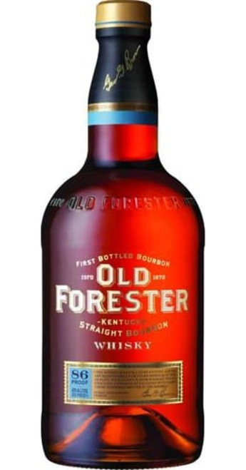 Old Forester Bourbon Classic 86 Proof Bourbon