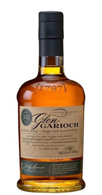 Glen Garioch Distillery 12yo Single Malt Whisky