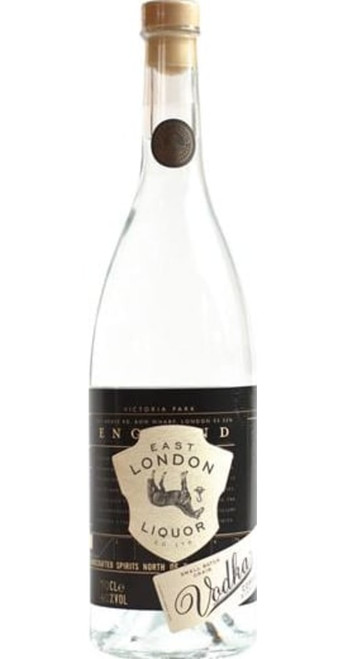 East London Liquor Company Small Batch Vodka