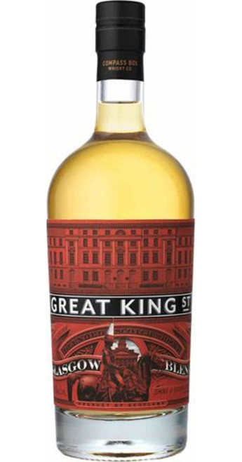 Compass Box Whisky Company Great King Street Glasgow Blend Whisky