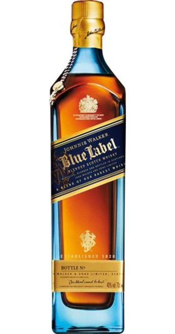 Johnnie Walker Blue Label Scotch Whisky