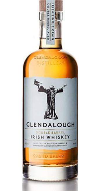 Glendalough Double Barrel Irish Whiskey