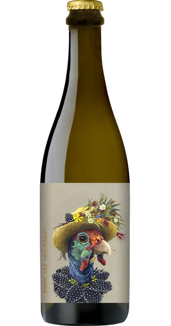 Fowles Wine Are You Game? Sparkling Vermentino NV