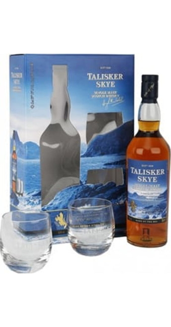 Talisker Skye Glass Pack