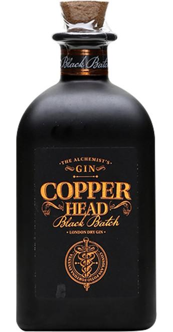 Copperhead Black Batch Gin 50cl