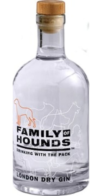 Family of Hounds London Dry Gin