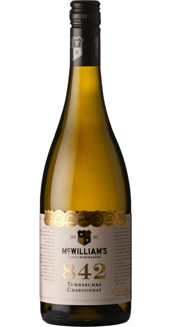 842 Chardonnay 2014, McWilliams