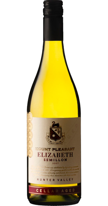 Cellar Aged Elizabeth Semillon, Mt. Pleasant 2009, New South Wales, Australia