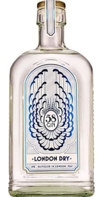 58 Gin Fifty Eight Gin 50cl